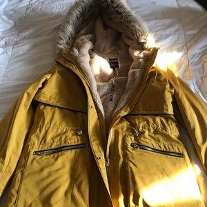 Zara trf outer wear jacket